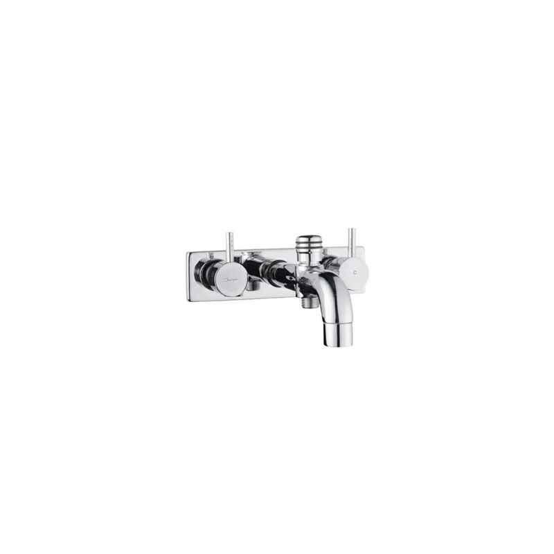 Jaquar FLR-CHR-5437N Florentine Concealed Stopcock Bathroom Faucet