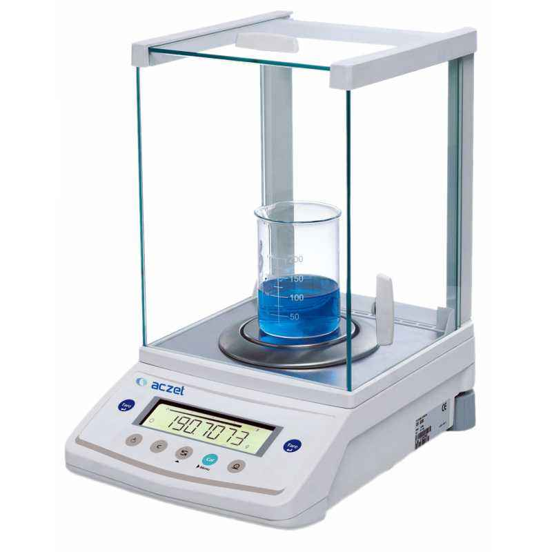 Aczet CY 304 Analytical Balance, Capacity: 301 g