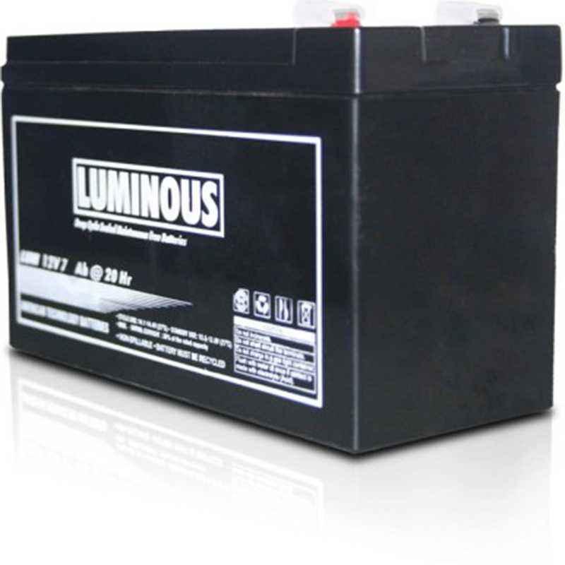 Luminous 7.2 Ah Battery