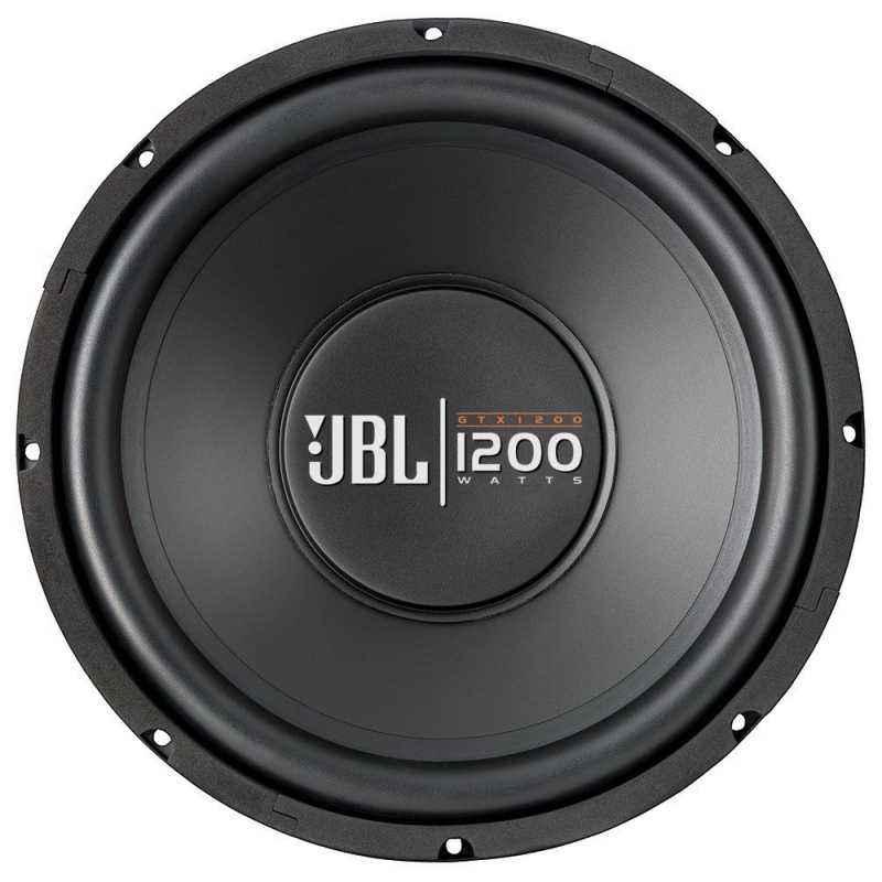 JBL GT-X1200 12 Inch Car Audio Subwoofer