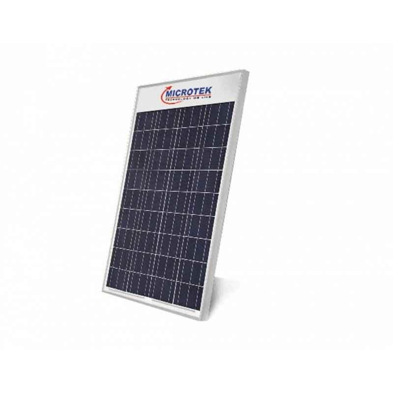 Microtek 12V 75W Multi Crystalline Solar Panel