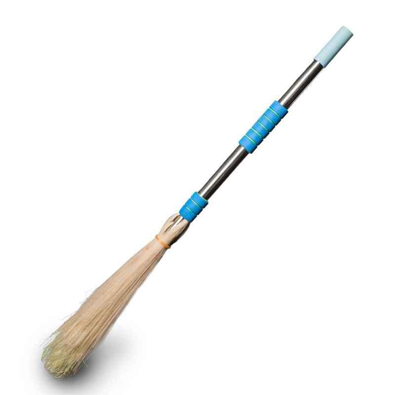 Vimal V23 Dura clean Stainless Steel Handle Broom