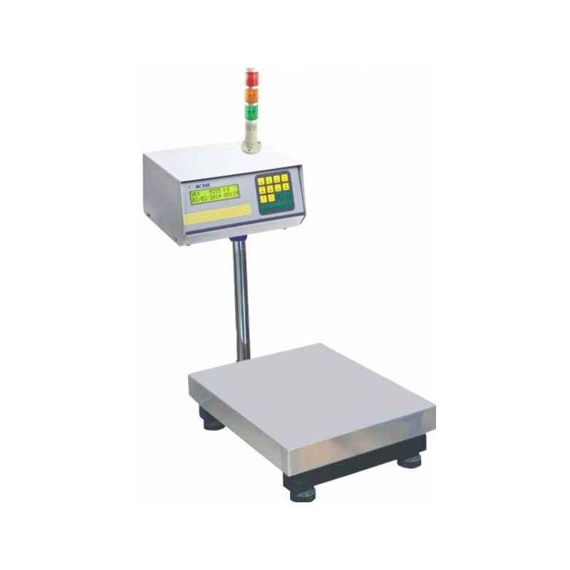 Aczet CTG 60SP Shipper Scale, Capacity: 50 kg