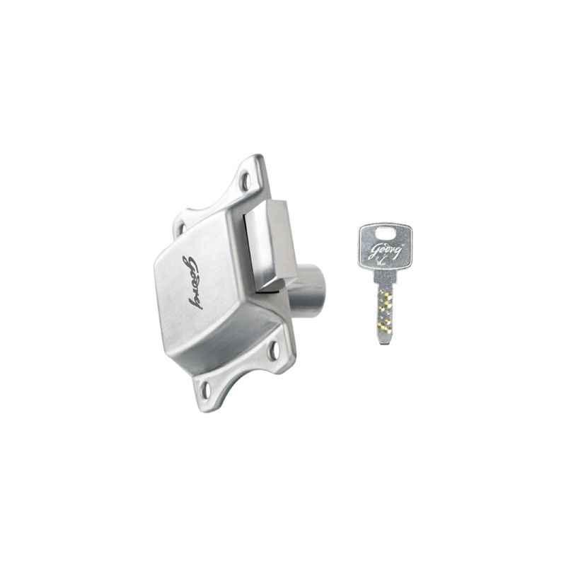 Godrej Curvo Wardrobe Lock, 8010