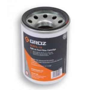 Groz 10µ Fuel Filter Spin Cartridge, FF/FFS/10