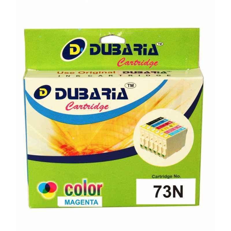 Dubaria 73N Magenta Ink Cartridge For Epson Printers