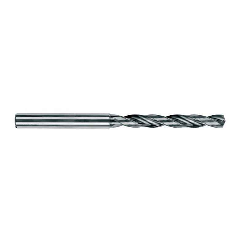 Totem 9.6mm 2TDCR 5X Regular Length Solid Carbide Drill with Coolant Feed, FBJ0501299, Overall Length: 103 mm, Shank Diameter: 10 mm