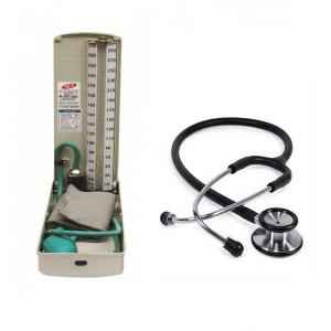 MCP Conventional Blood Pressure Monitor with Stethoscope