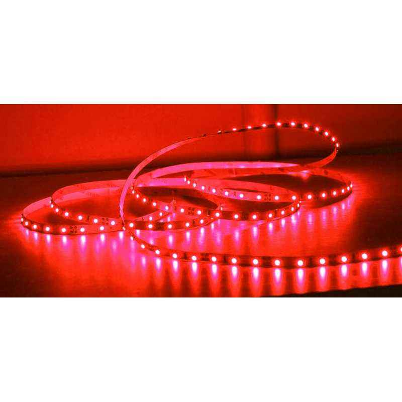 VRCT 3W Classic Red LED Strip Light with Adaptor, DL-620
