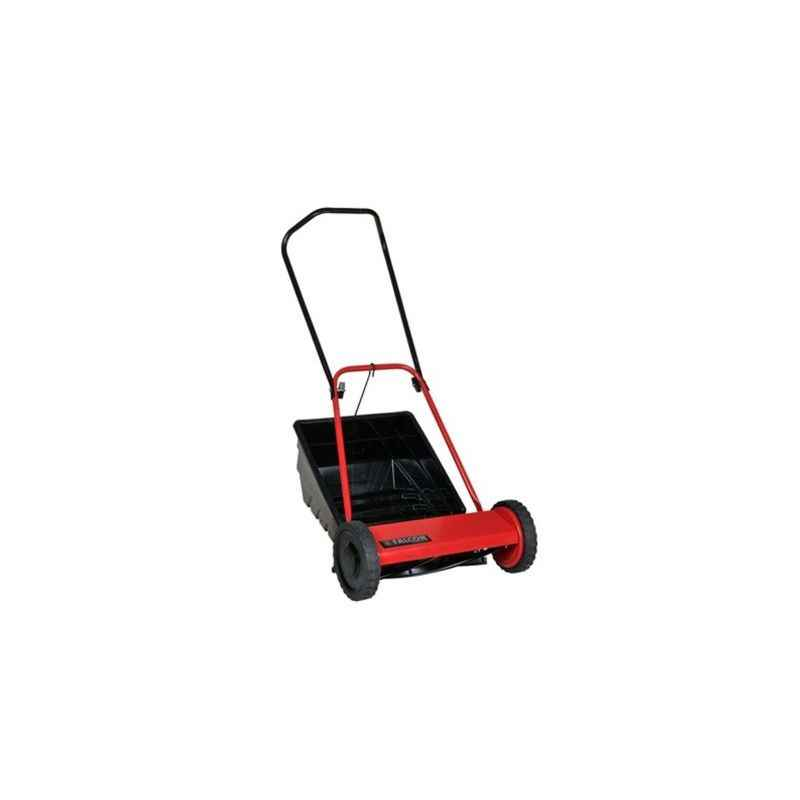 Falcon Manual Lawn Mower with 4 Height adjustment, Easy-42