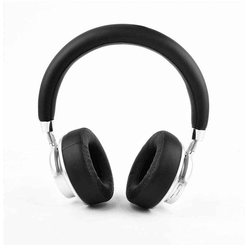 Ambrane Black Wireless Bluetooth Headphone with Mic, WH-2200