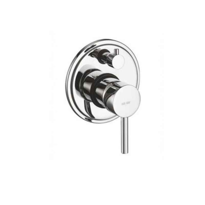 Marc Square Upper Parts for Single Lever Concealed 3 inlet Divertor for Bath/Shower, MSQ-2221