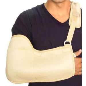 Turion RT08 Medical Arm Sling Mesh Shoulder Immobilizer Bandage Guard, Size: M