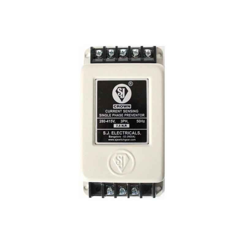 SJ 7.5 HP Single Phase Preventor, PR03