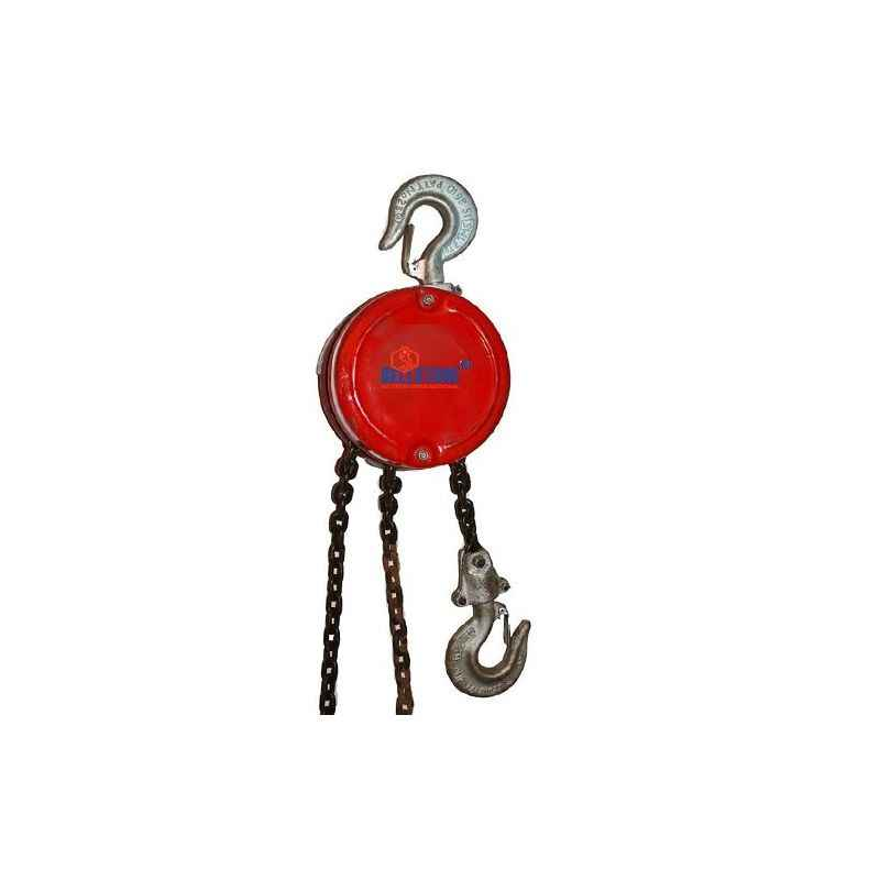 Bellstone 1 Ton Chain Pulley, 5205203