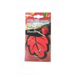 Air Show 50g Strawberry Hanging Air Freshener, P038