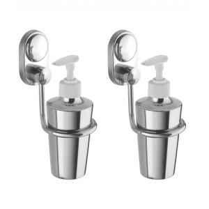Doyours Neno 2 Pieces Liquid Soap Dispenser Set, DY-0968