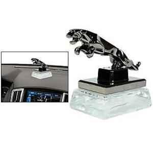 Evergreen 110ml Jaguar Shape Refillable Car Perfume
