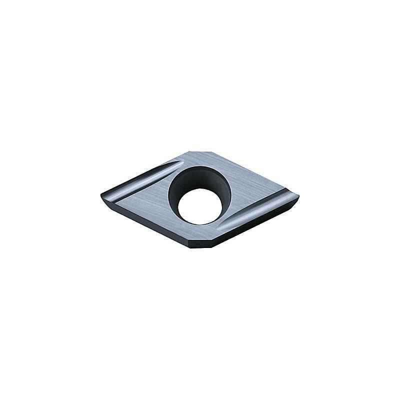 Kyocera DCGT11T304ER-U Cermet Turning Insert, Grade: PV7025