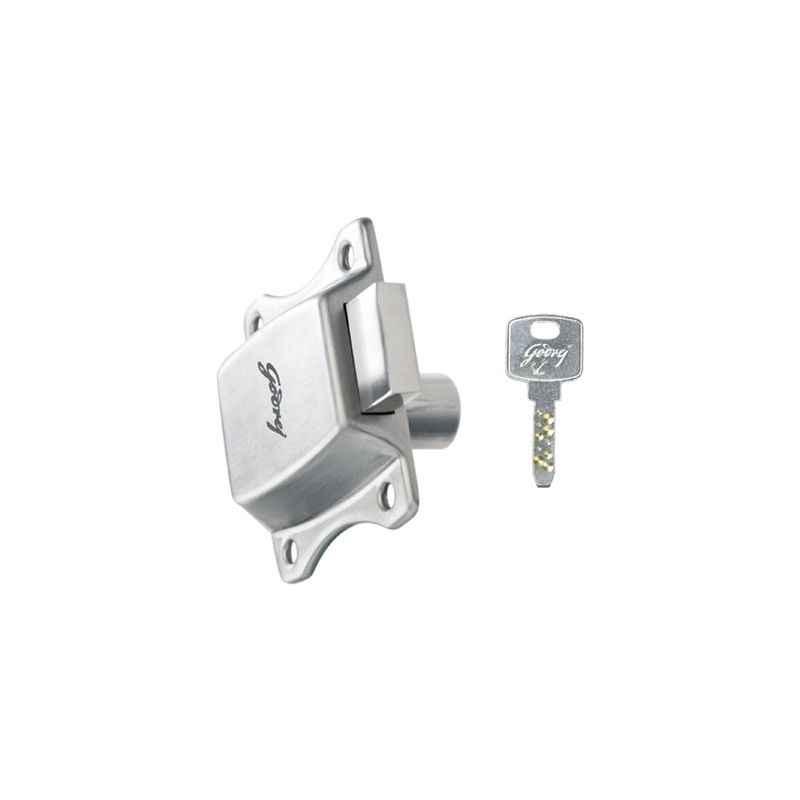 Godrej Curvo Wardrobe Lock, 8086