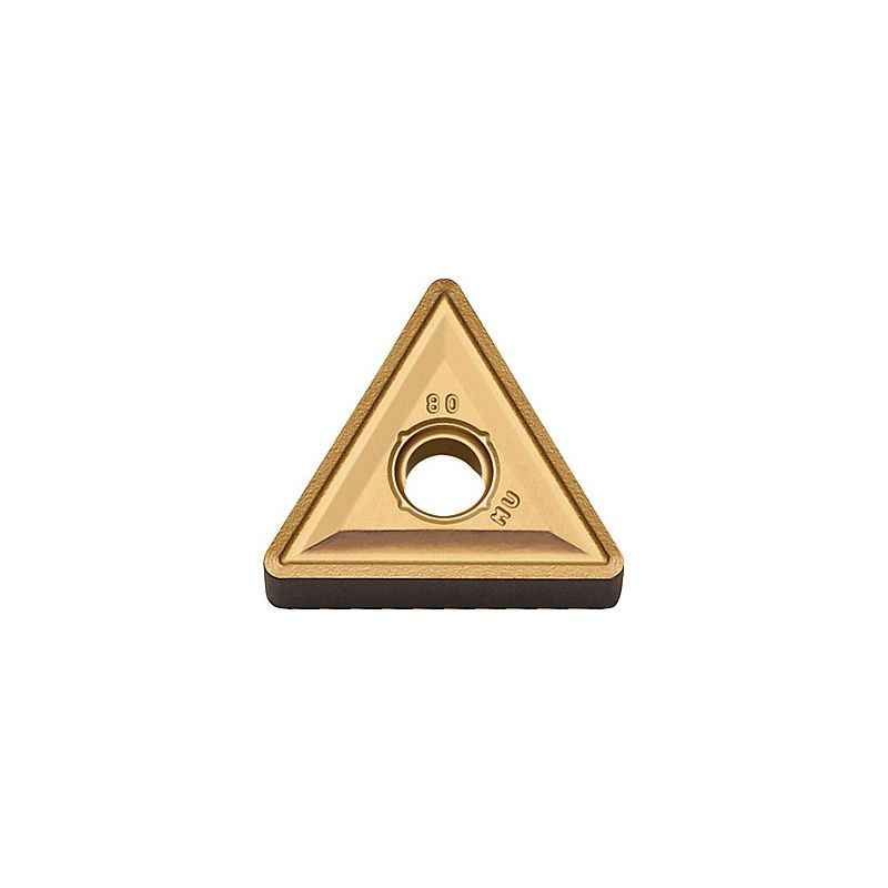 Kyocera TNMG160408MU Carbide Turning Insert, Grade: SW05