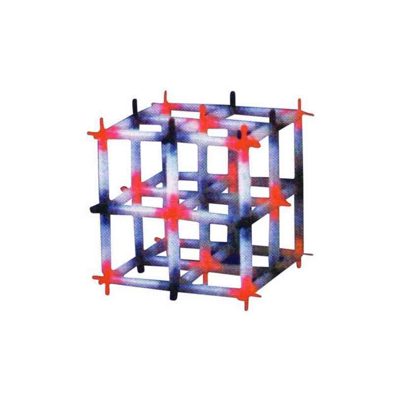 Jaico Diamond Crystal Model Set, 104