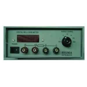 Sigma Digital Milli Ohm Meter