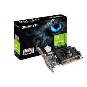 Gigabyte NVIDIA GeForce GT 710 2 GB DDR3 Graphics Card, DDR3