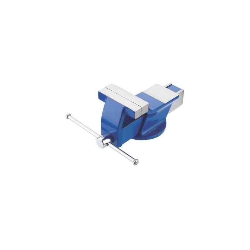 Trust Gold 5 Inch Steel Fix Base Bench Vice (Pack of 2)