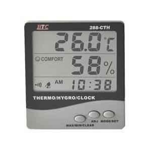 HTC Digital Thermohygrometer, 288 CTH