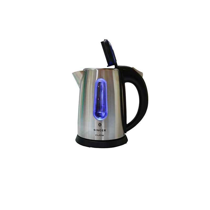 Singer Bistro 2000W White Electric Kettle