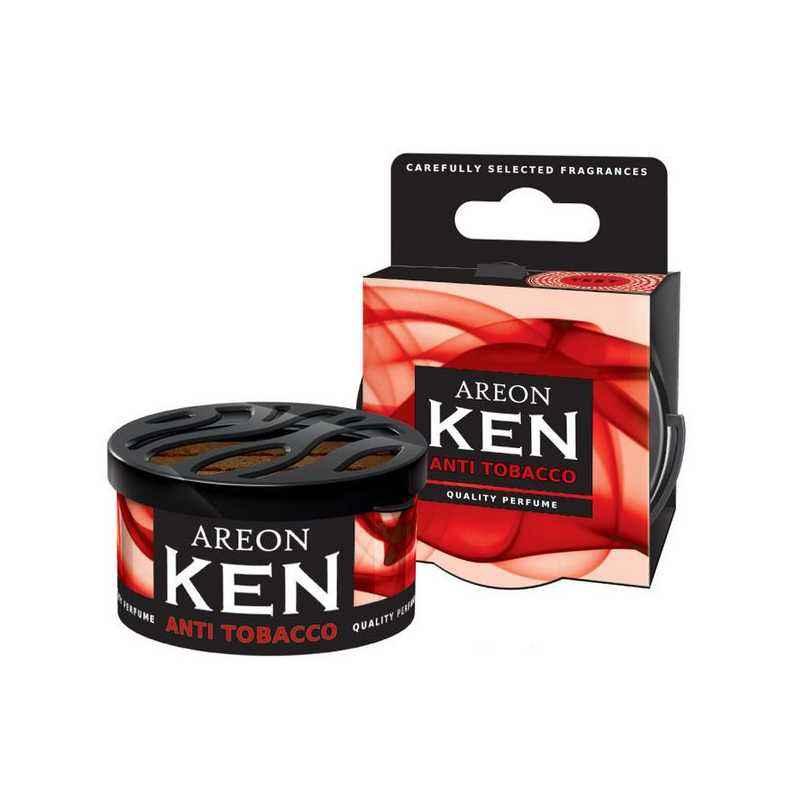 Areon Ken Anti Tobacco Car Sponge Air Freshener