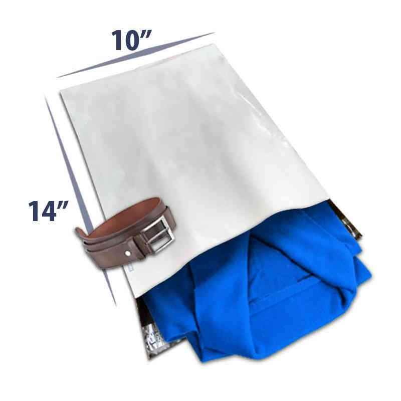 DynaCorp Plastic Envelopes, Size: 10x14 inch (Pack of 300)