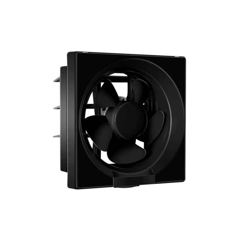 Luminous Vento Deluxe 250mm Black Exhaust Fan