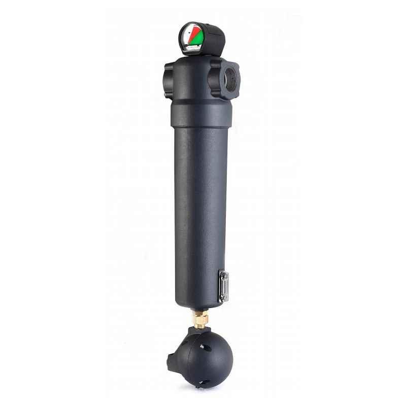 Sanpar 2 Inch BSP Aluminium Air Filter, 300 cfm