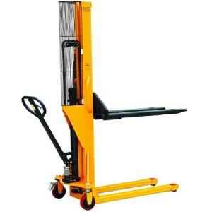Bellstone Hydraulic Manual Stacker, Capacity: 1000 kg