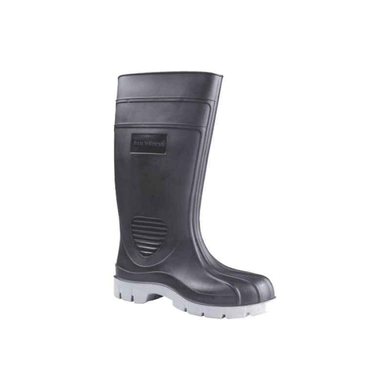 Bata Industrials 14 Inch Rhino Steel Toe Safety Gumboots, Size: 6