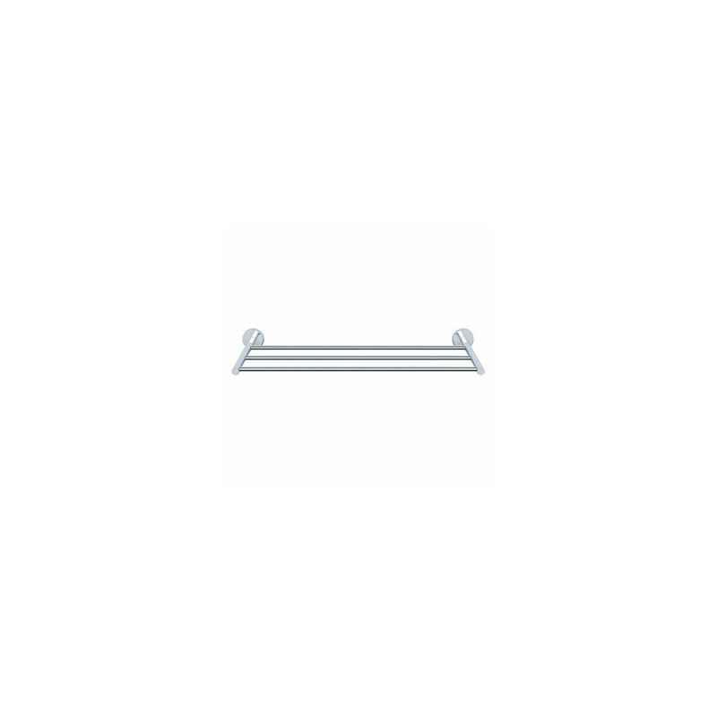 Jaquar Continental ACN-CHR-1181FN 600 mm Towel Rack - (Chrome, Wall Mounted)