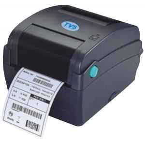 TVS LP46 LITE Barcode Printer with USB connectivity