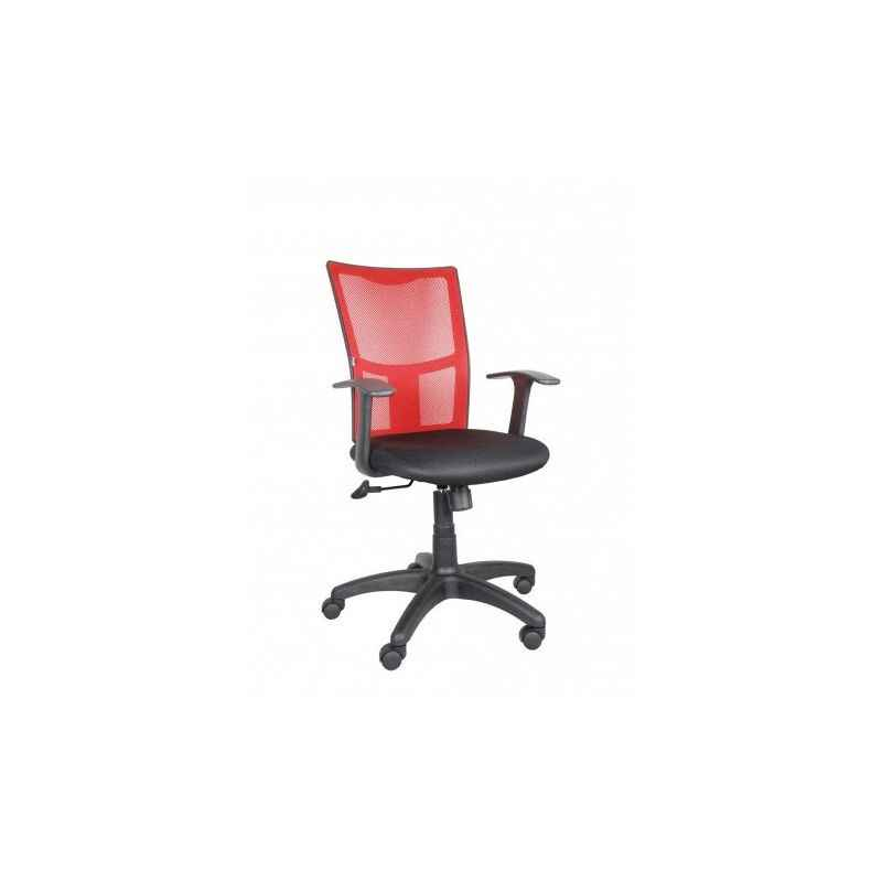 "Bluebell Ergonomics Vertex Mid Back Office Chair""|"" BB-VR-02-B"