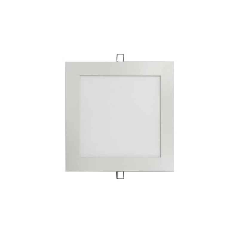 EGK 18W Cool White Slim Square LED Panel Light with Driver