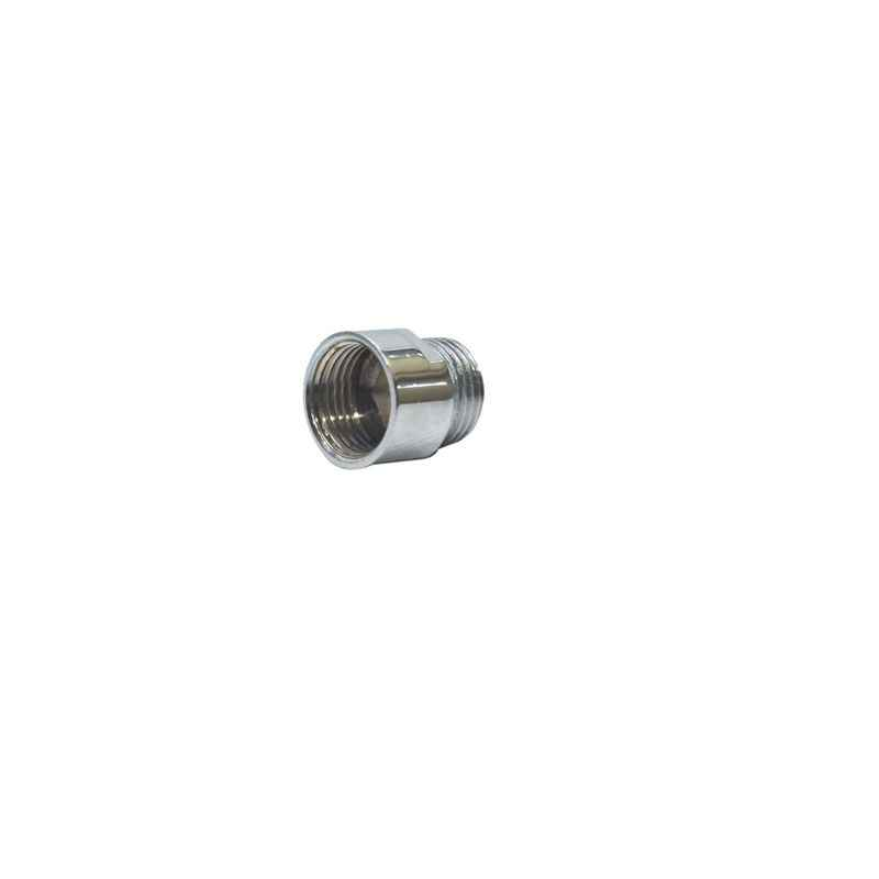 Jorss 1 Inch Stainless Steel Extension Nipples, 2023 (Pack of 12)