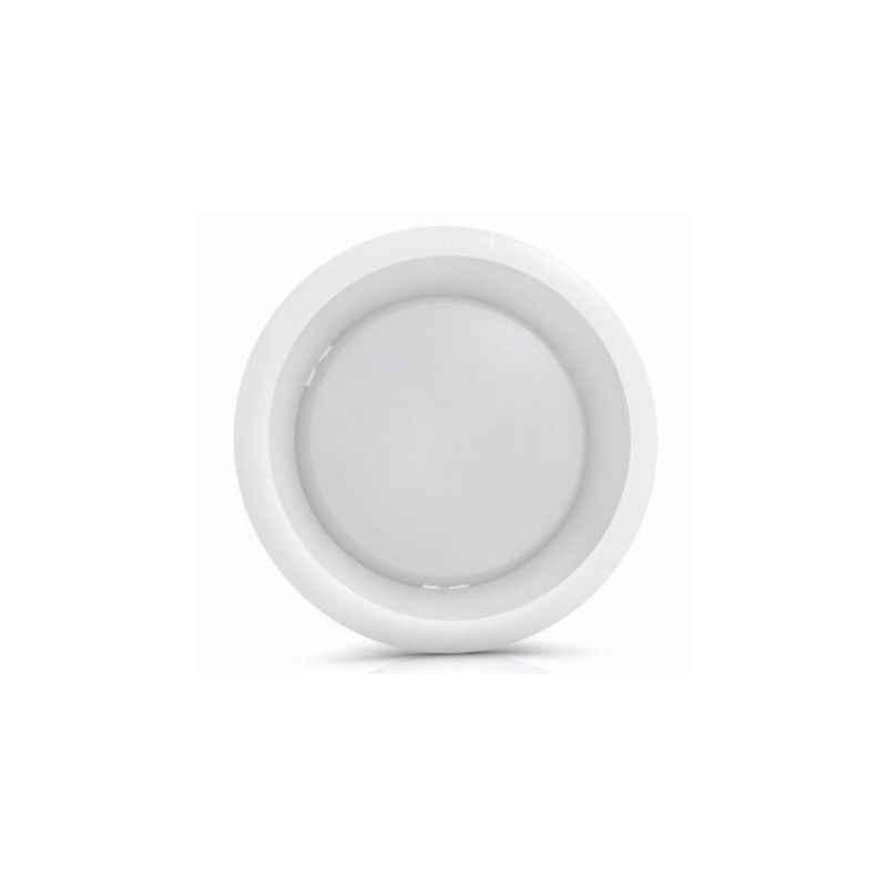 Corvi Flat 4 6W Warm White Dimmable LED Panel Light