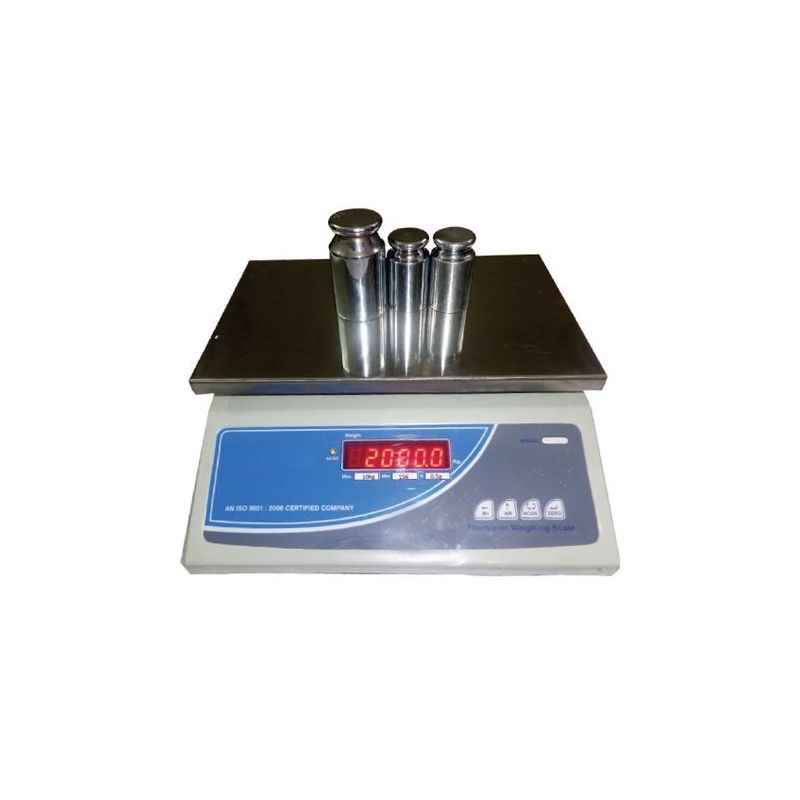 Bellstone Digital Table Top Balance Scale, Capacity: 10 kg