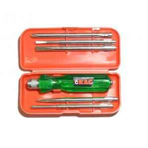 Kag 705 Screw Driver Set with Tester