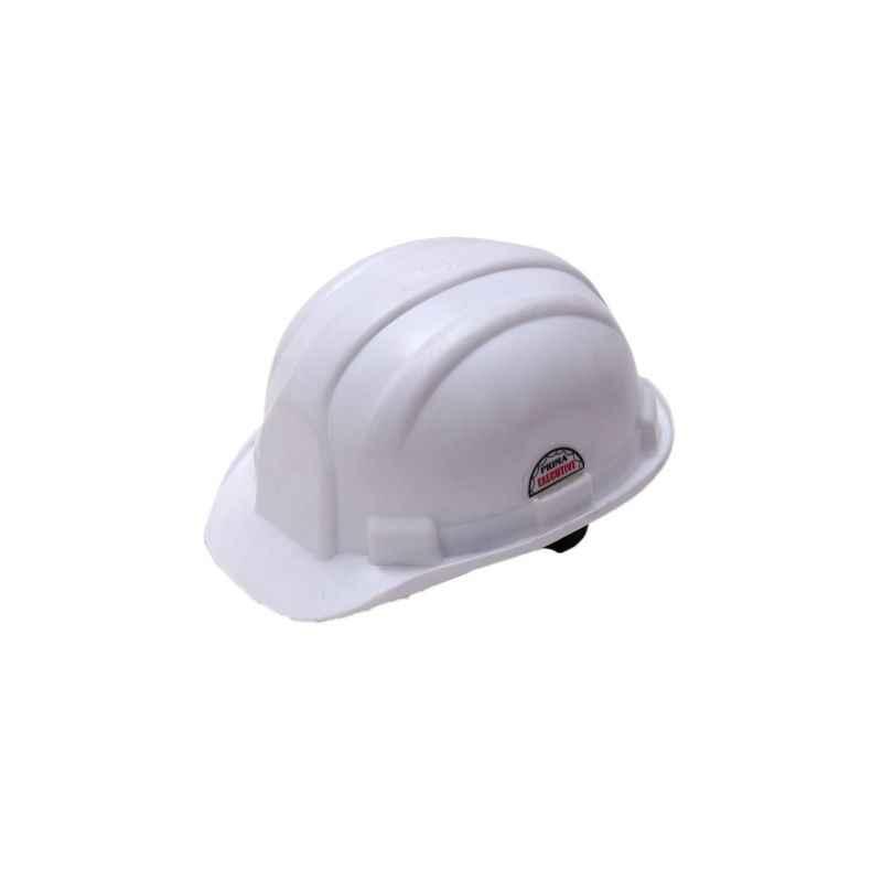 Prima White Executive Safety Helmet, PSH-02