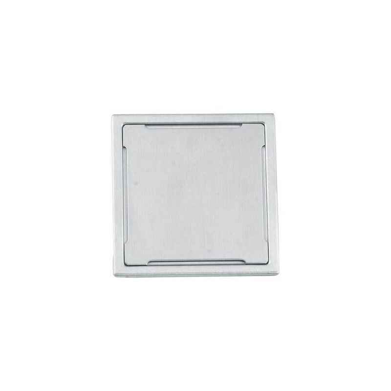 Kamal 6x6 Inch Omega Stainless Steel Floor Grating, GRT-1444