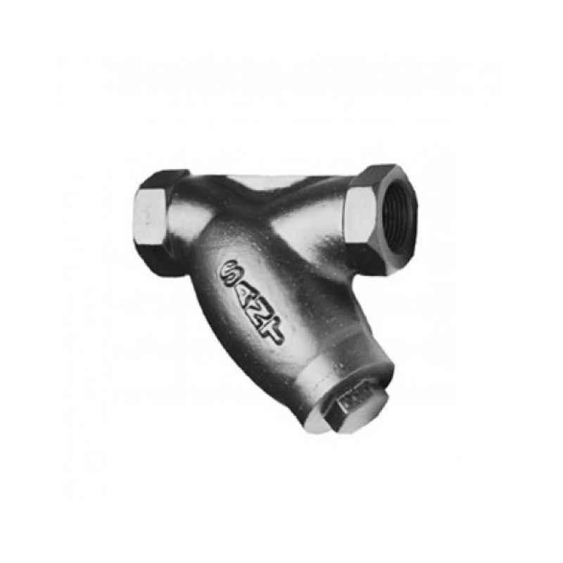 Sant 1.5 Inch Cast Iron Y Type Strainer, CI 16