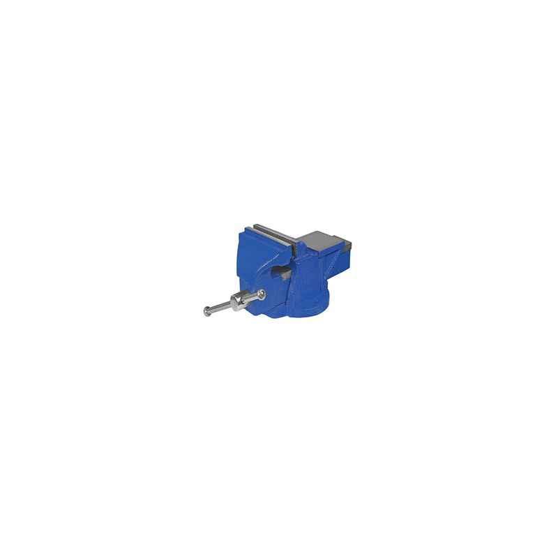 Tusk 6 Inch Fixed Base Bench Vice, MVF06
