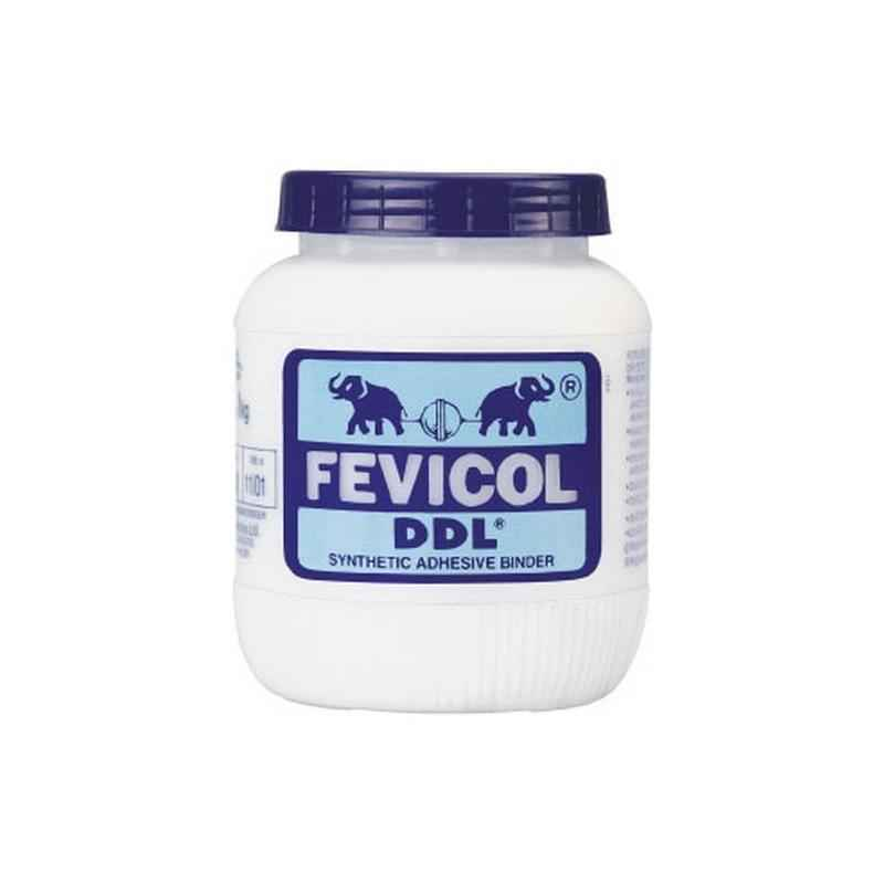 Fevicol DDL 1kg Synthetic Adhesive Binder (Pack of 15)